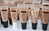 30 x Collection Sample size foundation | Lasting performance | Mixed Shades